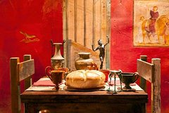 Pompeii Tour from Sorrento:learn about Roman Life tasting food of Ancient C