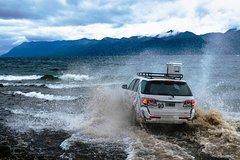 Imagen Todoterreno 4x4 fuera de carretera a los lagos