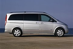 Private Transfer to and from Bari - Lecce Area by Minivan