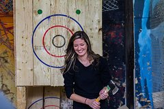 Axe Throwing at BATL - The Backyard Axe Throwing League in Hamilton