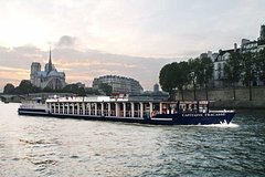 Imagen Paris Seine River Brunch Cruise