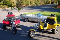 Imagen Ultimate Barossa Adventure Day Tour For 2 - Combined Mustang Convertible-Trike