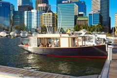 Imagen Cruise On The Swan River In A Solar Electric Ferry
