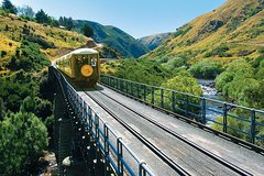 Imagen Dunedin Shore Excursion: Taieri Gorge Railway and the Otago Peninsula Day Trip from Dunedin