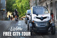 Imagen Lisbon Free City Tour - Self Drive in Electric Vehicles with GPS Audio Guide