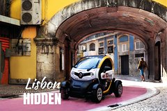Imagen Lisbon Hidden - Self Drive in Electric Vehicles with GPS Audio Guide