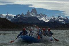 Imagen Medio día de rafting en El Chaltén
