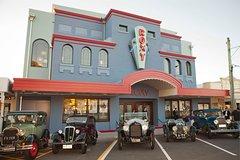 Weta Workshop Shore Excursion Evening with Dinner