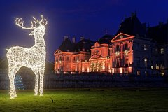 Imagen Chateau de Vaux-le-Vicomte Christmas tour and chateaubus shuttle