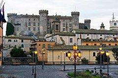 Bracciano Castle with Wine Tasting