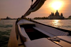 Venice Sunset Cruise by Typical Venetian Boat