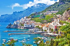 Sorrento and Amalfi Coast - PRIVATE TOUR