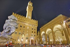 Evening Exclusive Private Walking Tour of the Best of Florence with Local Guide