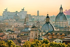 Private Transfer from Cruise Dock to Rome, Mercedes Minivan and English Speaking