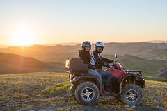 Exciting ATV tour in the Tuscan countryside