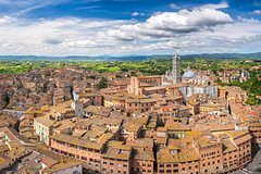 Siena and San Gimignano and Chianti wine Small-Group Tour from Pisa
