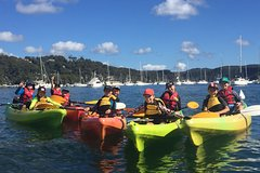 Imagen Pittwater Kayaking Birthday Party