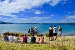 Imagen Private Charter - Bay of Islands Cruise & Island Tour