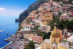 Private Tour Positano Sorrento and Amalfi Coast