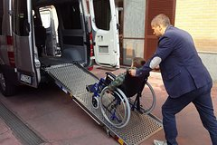 Accessible Transportation in Rome Civitavecchia or Airport transfer