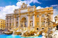 Civitavecchia Shore Excursion: Rome Private Tour with English Speaking Driver