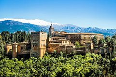 Imagen Guided Tour of the Alhambra from Seville