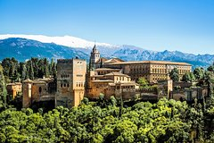 Imagen Guided Tour of the Alhambra from Nerja