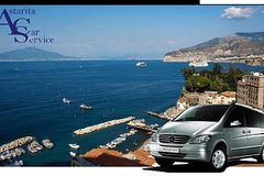 Private Transfer with driver from Naples to Positano