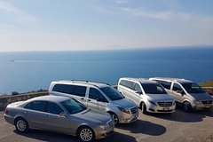Amalfi Coast Experience Private Tour from Sorrento