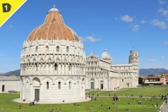 Square of Miracles guided tour with Leaning Tower ticket (option)