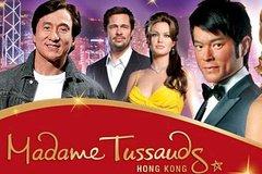 Madame Tussauds Hong Kong 1-Day E-Ticket