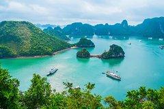 Ver la ciudad,Actividades,Tours con guía privado,Actividades acuáticas,Especiales,Excursión a Bahía de Halong