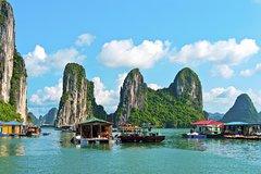 Salir de la ciudad,Salir de la ciudad,Excursiones de más de un día,Excursiones de más de un día,Excursión a Bahía de Halong,Tour por Hanói
