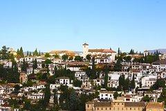 Imagen Visita guiada a pie a El Albaicín y Sacromonte en Granada