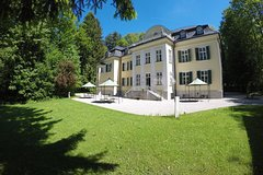 Villa Trapp, Tour of the Original Living House from the Sound of Music Movie