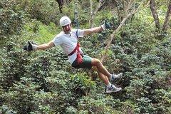 Actividades,Actividades de aventura,Adrenalina,Volcán Mombacho
