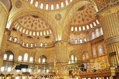 Ver la ciudad,Santa Sofía,Gran Bazar,Mezquitas de Estambul,Mezquita Azul,Palacio Topkapi