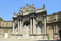 Ver la ciudad,Actividades,Actividades acuáticas,Crucero por el Bósforo,Palacio Dolmabahçe