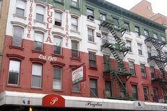 Little Italy and Chinatown Gangsters -- PRIVATE Walking Tour