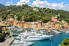 Best of Portofino: Boat and Walking Tour, Pesto Cooking and Lunch