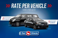 Imagen Official Airport Taxi and Van Service