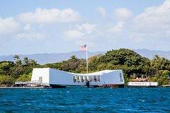 Honolulu Hawaii Half-Day Tour of Pearl Harbor from Honolulu 6845P16