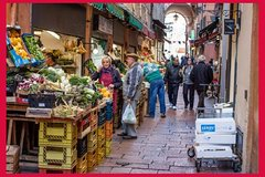 Local Market Visit and Private Cooking Class at a Cesarinas Home in Turin
