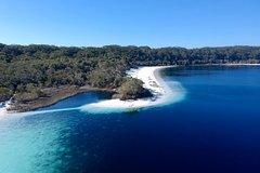 Imagen 2-Day Fraser Island Lake McKenzie Self-Guided Hike from Hervey Bay