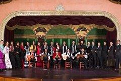 Imagen Ingresso de entrada para o show de flamenco no El Palacio Andaluz