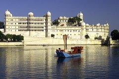 Chittaurgarh Rajasthan 7-Day Rajasthan tour with Mt Abu, Kumbhalgarh, Dungarpur, and Chittorgarh, from Udaipur 7668P84