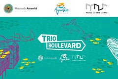 Imagen Trio Boulevard : Special Combo Museum of Tomorrow - AquaRio - Art Museum of RIO