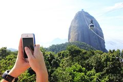 Imagen Pre or Post Cruise Rio City Tour With Sugar Loaf (Pao De Acucar)