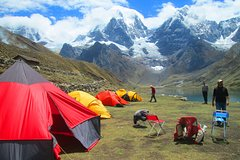 Imagen Trekking Huayhuash Alpine Route