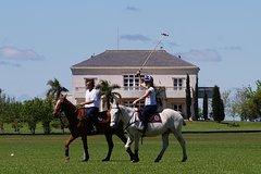 Imagen Conviértase en un jugador de polo: excursión de un día a la estancia Puesto Viejo